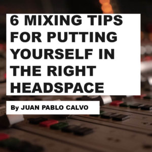 Mixing Tips