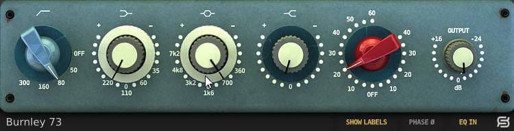 Burnley 73 WARM VOCAL