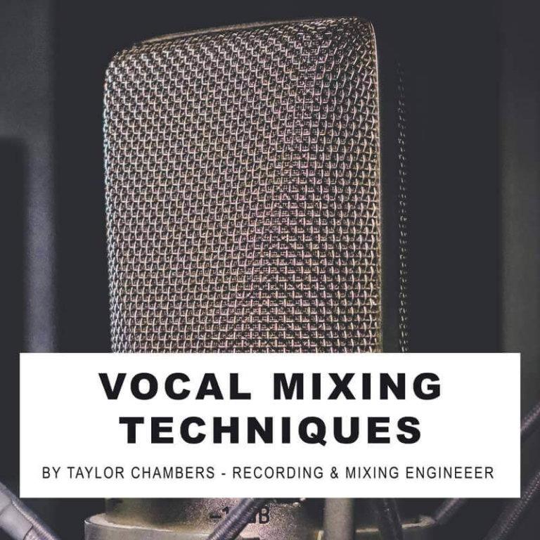 Vocal-mixing-technique