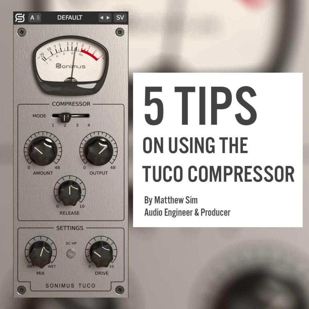 Tuco Compressor Tips